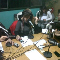 Photo taken at FM Oeste 106.9 by chelologu on 6/11/2012