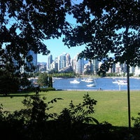 Photo taken at Charleson Park by John R. on 8/15/2012