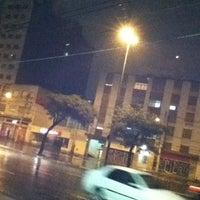 Photo taken at Posto Esso Domingos de Morais by Felipe L. on 6/21/2012