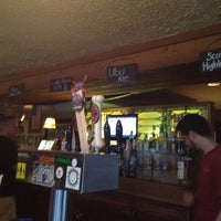 Photo taken at Lake Placid Pub & Brewery by Michelle on 4/21/2012