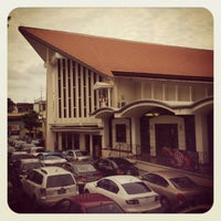Photo taken at Church of Our Lady Of Perpetual Succour by Airra C. on 6/9/2012