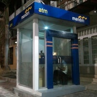 Photo taken at atm mandiri citraland by Rusdhi on 7/18/2012