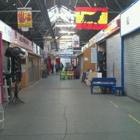 Photo taken at Tooting Market by Kevan D. on 3/11/2012