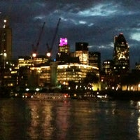 Photo taken at 3 More London Riverside by Caterina B. on 7/20/2012