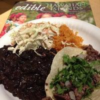 Photo taken at Cilantro Mexican Grill by Dania Katz on 8/22/2012