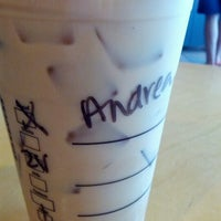 Photo taken at Starbucks by Andréa C. on 6/23/2012