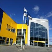 Photo taken at IKEA by Saku V. on 5/3/2012