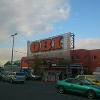 Photo taken at OBI by Nadine S. on 4/16/2012