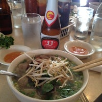 Photo taken at Pho Grand by Luis R. on 7/21/2012