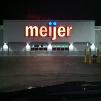 Photo taken at Meijer by john d. on 3/25/2012