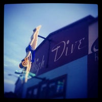 Photo taken at High Dive by David S. on 6/8/2012