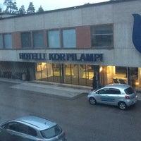 Снимок сделан в Hotelli Korpilampi пользователем Peter E. 5/6/2012