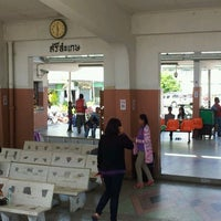 Photo taken at Sisaket Railway Station (SRT2273) by Thanakom Y. on 2/4/2012