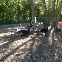 Photo taken at Windsor Heights Dog Park by Sarah U. on 9/9/2012
