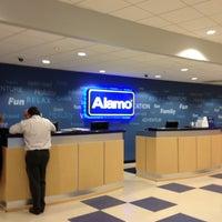 Photo taken at Alamo Rent A Car by Luiz B. on 6/26/2012