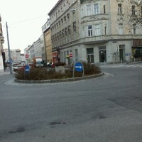 Photo taken at Sparkassaplatz by Anna Genial L. on 3/9/2012