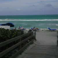 Photo taken at Miami Beach At 4525 Collins by Mohammed S. on 2/26/2012