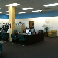 Photo taken at Allstate by Kathy w. on 3/12/2012