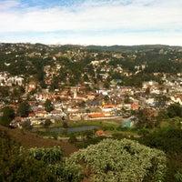 Photo taken at Morro do Elefante by Gabriel F. on 6/23/2012