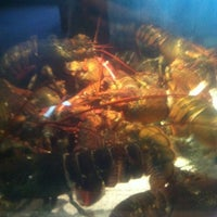 Photo taken at Red Lobster by Chloe N. on 6/12/2012