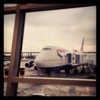 Photo taken at Gate D14 by B P. on 6/17/2012