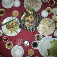 Photo taken at Restaurant Rung xanh by Michiel B. on 3/10/2012