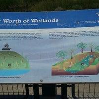 Photo taken at Dominguez Gap Wetlands by Bobasaur on 4/20/2012