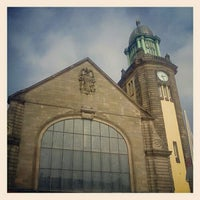 Photo taken at Hagen Hauptbahnhof by Eva on 4/6/2012