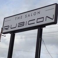Photo taken at Salon Rubicon by Michael F. on 3/19/2012
