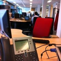 Photo taken at Sogeti by Luk on 7/12/2012