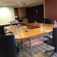 Photo taken at Hilton ParkSA Istanbul by Emine Yeşim A. on 7/21/2012
