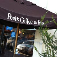 Photo taken at Peets Coffee & Tea by Adam S. on 7/24/2012