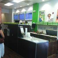 Photo taken at Freshii by FantasyKris on 8/30/2012