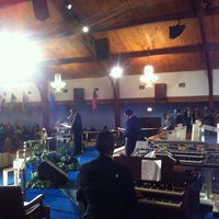 Photo taken at Pentecostal Temple Church Of God In Christ by Simplyshun® . on 3/11/2012