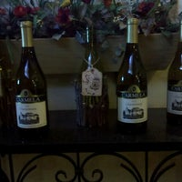 Photo taken at Crossings Vineyards by Ray P. on 7/30/2012