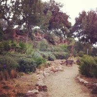 Photo taken at Parc de Monterols by Patricia R. on 6/19/2012