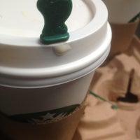 Photo taken at Starbucks by Locy C. on 2/23/2012