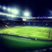 Photo taken at Metalist Stadium by Андрей М. on 8/31/2012