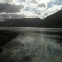 Photo taken at Loch Leven by Maria H. on 4/12/2012