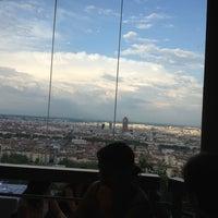 Photo taken at Restaurant de Fourvière by Four S. on 7/5/2012