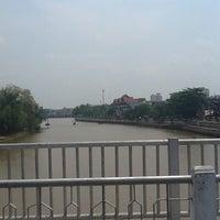 Photo taken at Nakhonping Bridge by Ammy M. on 3/13/2012