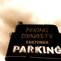 Photo taken at Peking Dynasty by Bacon G. on 5/22/2012