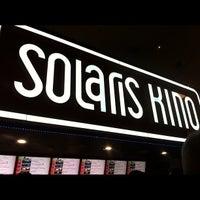 Photo taken at Apollo Kino Solaris by Sergiy L. on 7/25/2012