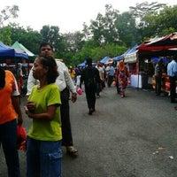Photo taken at Bazar Ramadhan Tmn Tasek,Ampang by Mohd A. on 8/13/2012