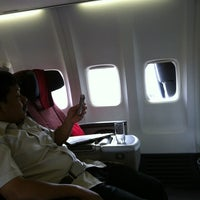 Photo taken at Garuda Indonesia Airlines by Sutanto D. on 3/31/2012