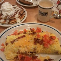 Photo taken at IHOP by Mike G. on 7/15/2012