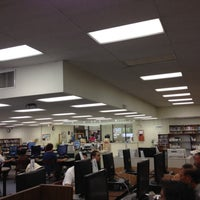 Photo taken at County of Los Angeles Public Library - Hacienda Heights by Carlitos' W. on 8/29/2012