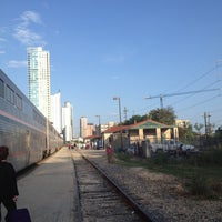 Photo taken at Austin Train Station - Amtrak (AUS) by Sheri N. on 8/25/2012