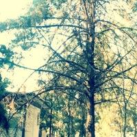 Photo taken at Colegio de Ciencias y Humanidades Plantel Oriente by Karen V. on 4/13/2012
