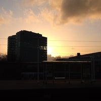 Photo taken at Metrostation Spaklerweg by Florian on 3/8/2012